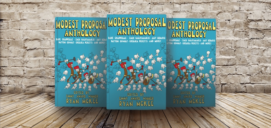 Modest Proposal Anthology | Homepage Header Image